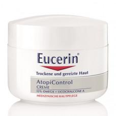 Eucerin AtopiControl - krém 75 ml