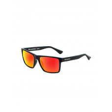 Horsefeathers MERLIN gloss black/mirror red lenonky