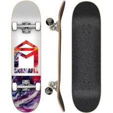 Skateboard SK8MAFIA House Logo Oil Low 7.5