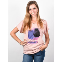 Ezekiel Polkabird MIRO dámské tričko s krátkým rukávem - S