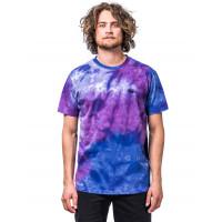 Horsefeathers STOCK Tie Dye pánské tričko s krátkým rukávem - L