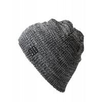 Quiksilver SILAS BLACK HEATHER dětská zimní čepice