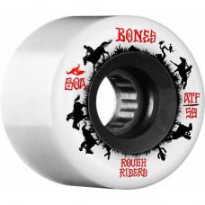 Kolečka BONES ATF Rough Riders Wranglers 59mm white