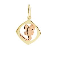 Zlato Zlatý přívěsek znamení zvěrokruhu 3220067 Znamení zvěrokruhu: Štír