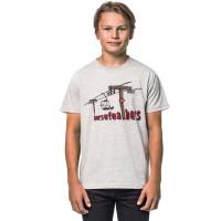 Horsefeathers LIFT ASH dětské tričko s krátkým rukávem - L