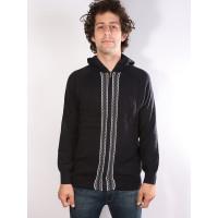 Altamont REYNOLDS DARK NAVY luxusní pánský svetr - XL
