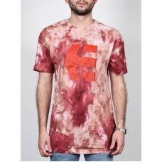 Etnies Salve RED pánské tričko s krátkým rukávem - XL