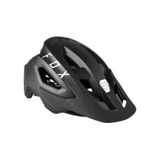 Fox Speedframe Mips black cyklistická přilba - L