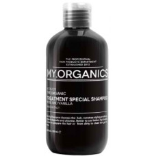 MY.ORGANICS The Organic Treatment Special Shampoo Rose And Vanilla 250ml