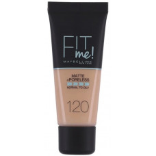Maybelline Fit Me! Matte + Poreless 30ml - 120 Classic Ivory