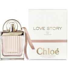 Chloé Love Story Eau De Toilette toaletní voda Pro ženy 50ml