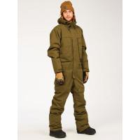 Billabong FULLER SUIT olive zimní bunda pánská - XL