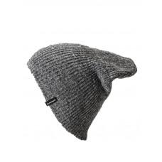 Dakine TALL BOY REVERSE GREY / WHITE pánská zimní čepice