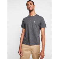 Element CURRENT CHARCOAL HEATHE pánské tričko s krátkým rukávem - XL