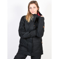 Roxy ANDIE TRUE BLACK zimní bunda dámská - M
