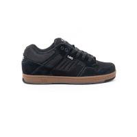 Dvs ENDURO 125 black/gum/suede pánské letní boty - 48,5EUR