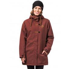 Horsefeathers ALVA andorra melange zimní bunda dámská - XS