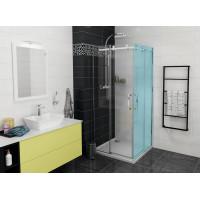 GELCO - DRAGON sprchové posuvné dveře rohový vstup 1200 mm, čiré sklo (GD4212)