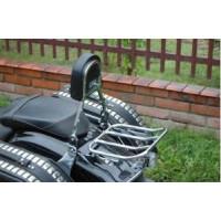 Kožené rukavice na motorku Alien - M - 15925