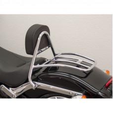opěrka řidiče s nosičem Fehling Harley Davidson Dyna Breakout (FXSB) 2013-2017 černá - Fehling Ernest GmbH a Co. 6195FRGH