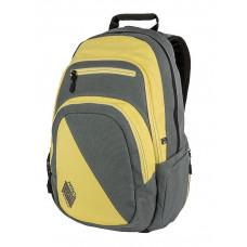 Nitro STASH GUNMETAL studentský batoh