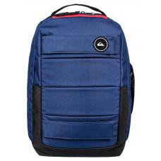 Quiksilver SKATE PACK II MEDIEVAL BLUE studentský batoh - 24L