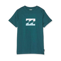Billabong TEAM WAVE THEME DEEP TEAL dětské tričko s krátkým rukávem - 12