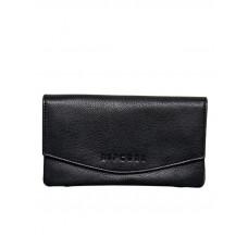 Rip Curl LOST MILLED RFID LTH black luxusní dámská peněženka