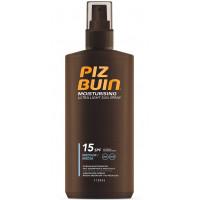 PIZ BUIN Moisturizing Ultra Light Sun Spray SPF 15 200ml