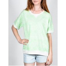 Element ROXANE PATINA GREEN dámské tričko s krátkým rukávem - M