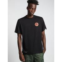 Element FLORIAN FLINT BLACK pánské tričko s krátkým rukávem - XL