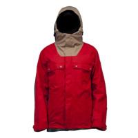 Ride Rainier ACT2 15/10 RED pánské zimní bundy na snowboard - XL