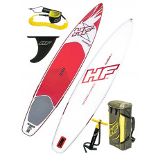HYDROFORCE FASTBLAST TECH RED/WHITE stand up paddle - 12,6-30-6