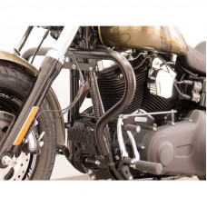 padací rám Fehling Harley Davidson Dyna Fat Bob černý - Fehling Ernest GmbH a Co. 7887DGXH