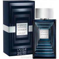Lalique Hommage a L'Homme Voyageur toaletní voda Pro muže 100ml