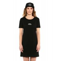 Horsefeathers LEXIS black společenské šaty krátké - L