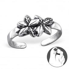 OLIVIE - stříbrný prsten 0304