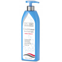 DR. SEA Keratin & Vitamin E Conditioner For All Hair Types 400ml
