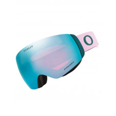 Oakley Flight Deck XM Lavender Balsam wPrizm SaphrGB pánské brýle na snowboard