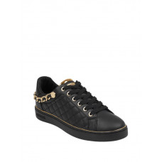 GUESS tenisky Brisco Quilted Low-top Sneakers černé vel. 39