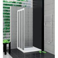 SanSwiss TOE3G 0700 04 22 Levý díl sprchového koutu 70 cm, bílá/durlux