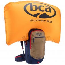 Lavinový batoh BCA FLOAT 2.0 - 22 blue - tan (2019/20) velikost: OS