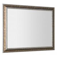 SAPHO - AMBIENTE zrcadlo v dřevěném rámu 720x920mm, bronzová patina (NL700)