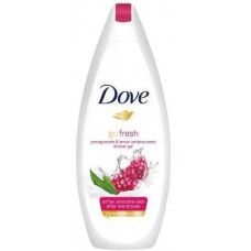 Dove Go Fresh Pomegranate & Lemon Verbena Scent Shower Gel 250ml