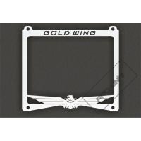 Ozdobný rámek na SPZ GOLD WING - Motofanda 5277