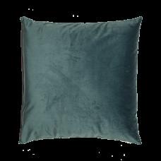 Dekorační polštář petrolejový 50 x 50 cm