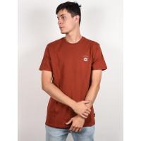 Billabong VISTA SANGRIA pánské tričko s krátkým rukávem - XL