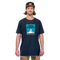 Horsefeathers LEX ECLIPSE pánské tričko s krátkým rukávem - L