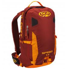 Skialpový batoh BCA FLOAT 2.0 - 17 SPEED orange - maroon (2019/20) velikost: OS