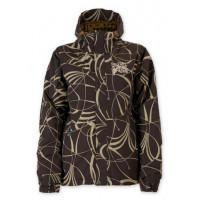 Horsefeathers TANGO ins. brown dahlia zimní bunda dámská - S
